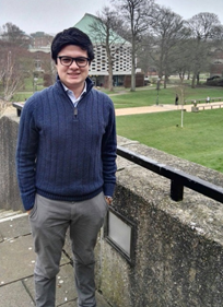 Lee más sobre el artículo Graduado UAM Ganó Beca en el Reino Unido